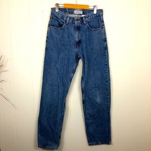 Levi's 550 Relaxed Fit Jeans Sz 32